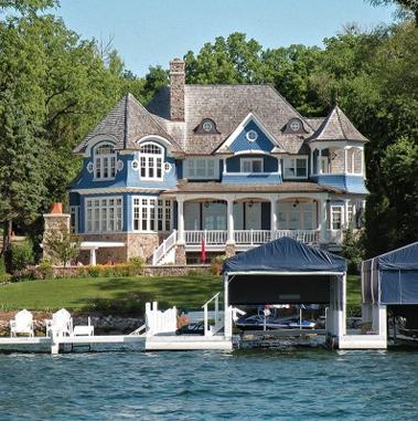 Lakeside Vacation Rentals
