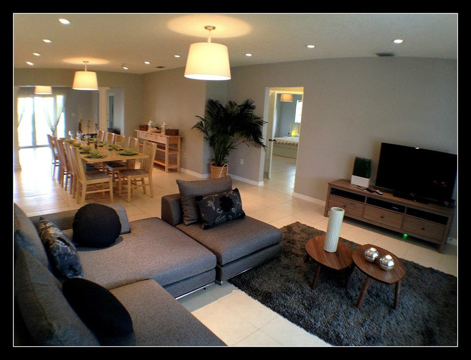 4 Bed Short Term Rental Villa North Miami Beach
