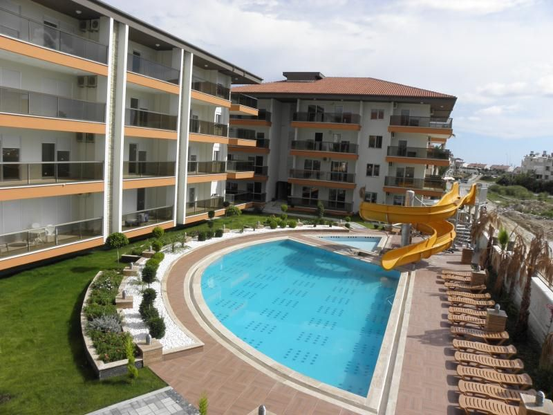 DIAMOND BEACH I - Holiday Apartment in Avsallar Alanya Mediterranean Coast