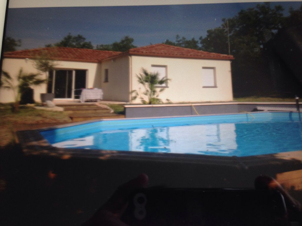 4 Bed Short Term Rental House Lalbenque