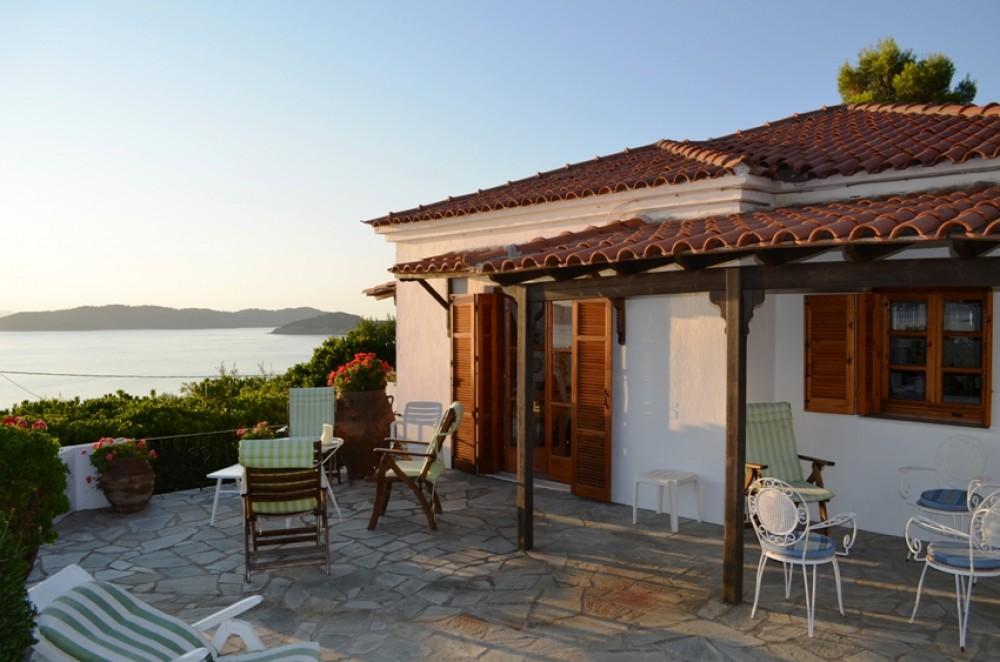 Skiathos vacation Villa rental