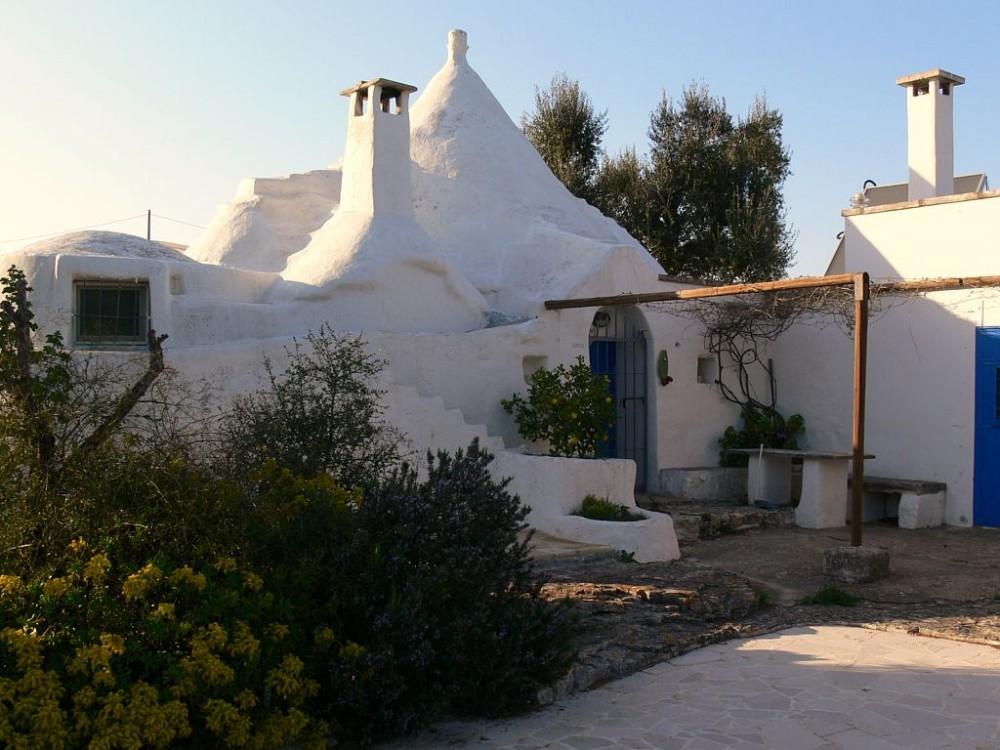 Brindisi vacation rental with Vista esterna con patio