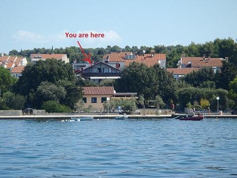 2 Bed Short Term Rental House Zadar