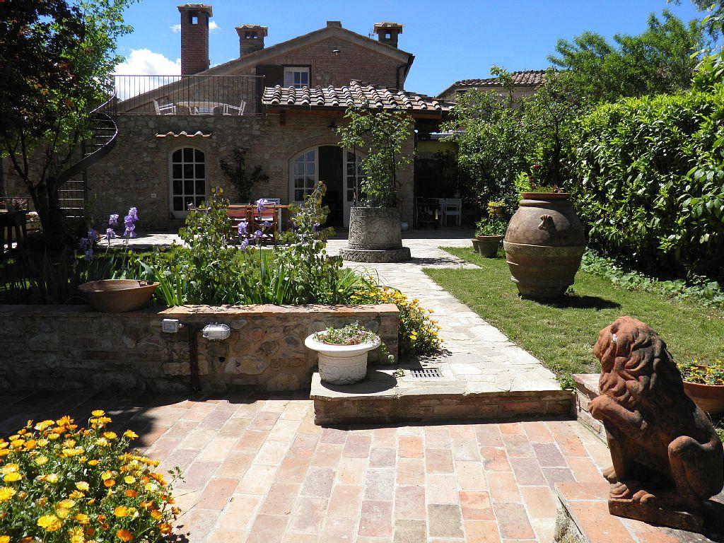 4 Bed Short Term Rental Villa Radicondoli