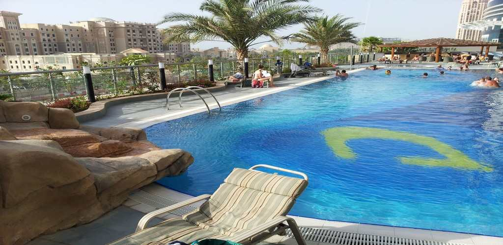 Ocean Heights Tower - Dubai Holiday Rentals