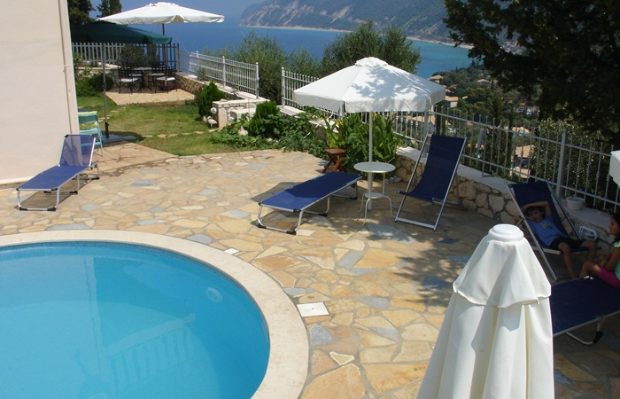 2 Bed Short Term Rental Apartment Agios Nikitas