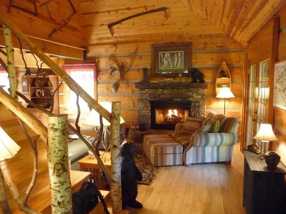 hot springs vacation rental with