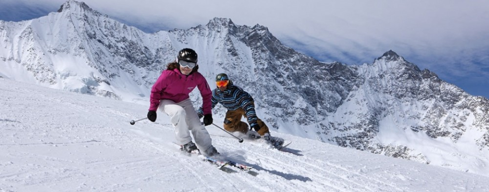 Saas Fee vacation rental with