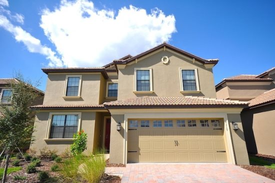 6 Bed Short Term Rental House Champions Gate