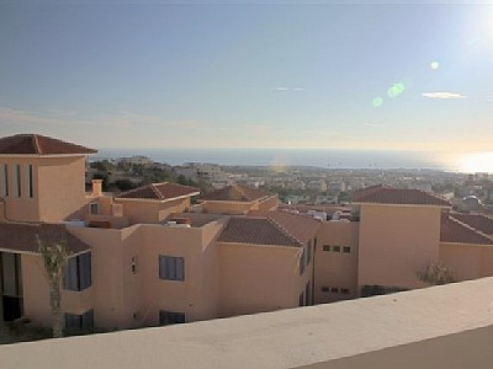 Peyia vacation rental with View from balcony