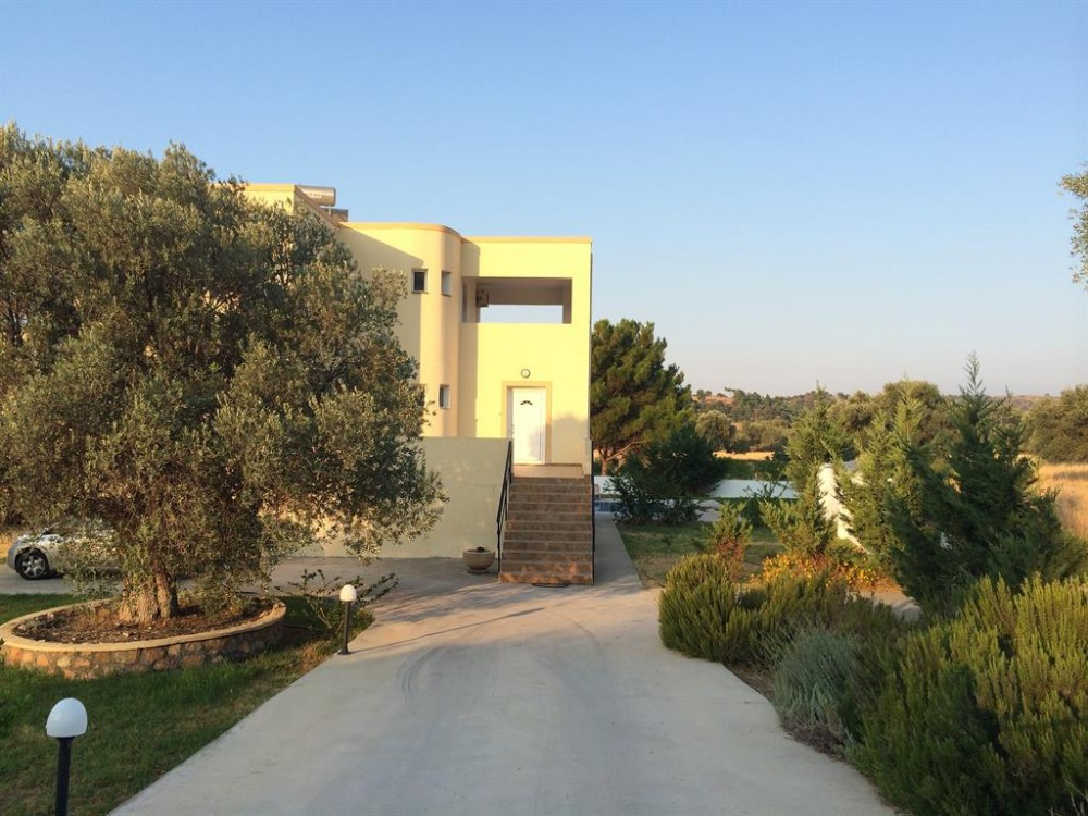 Rhodes vacation rental with Villa