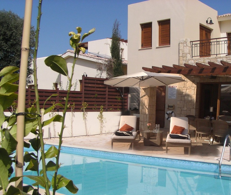 3 Bed Short Term Rental Villa Aphrodite Hills