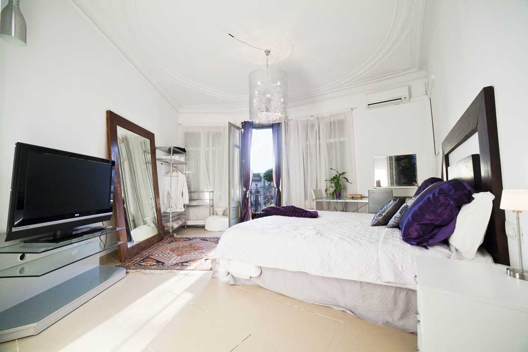 3 Bed Short Term Rental Apartment Barcelona City