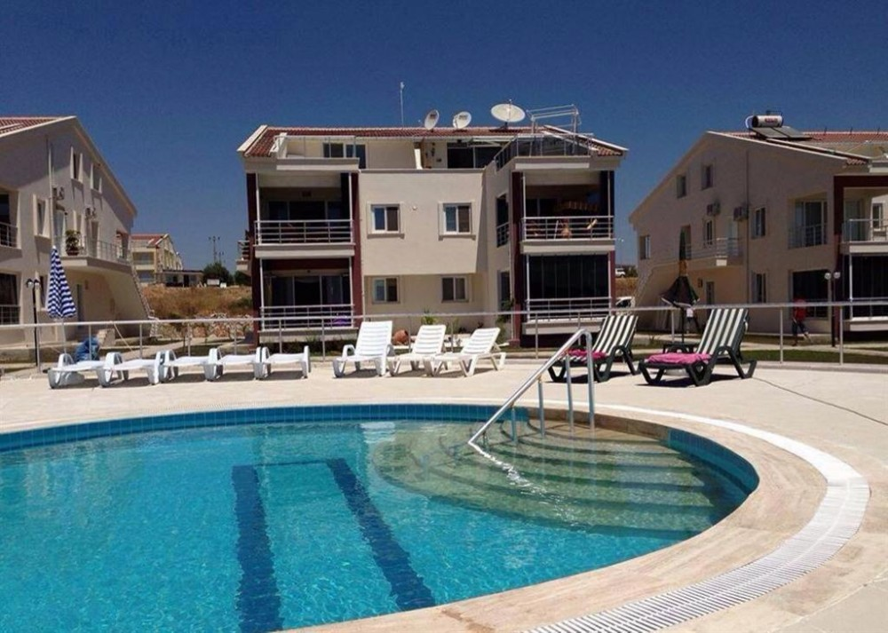Altinkum vacation rental with