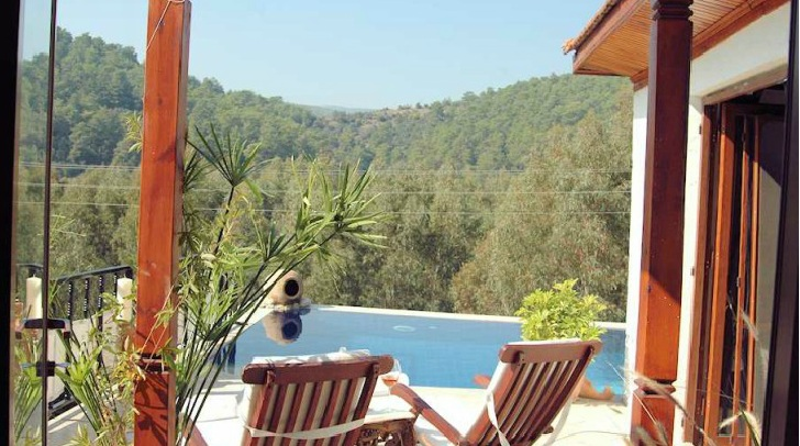 Tranquil Village Location, 12 Mins Drive From Beach Resort Of Akyaka