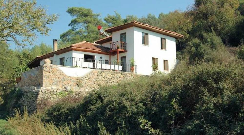 Akyaka vacation rental with Zambak Villa