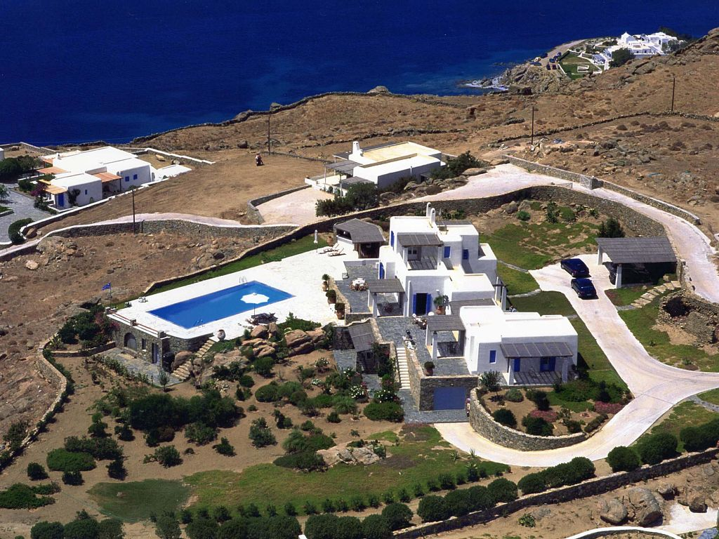 5 Bed Short Term Rental Villa Mykonos