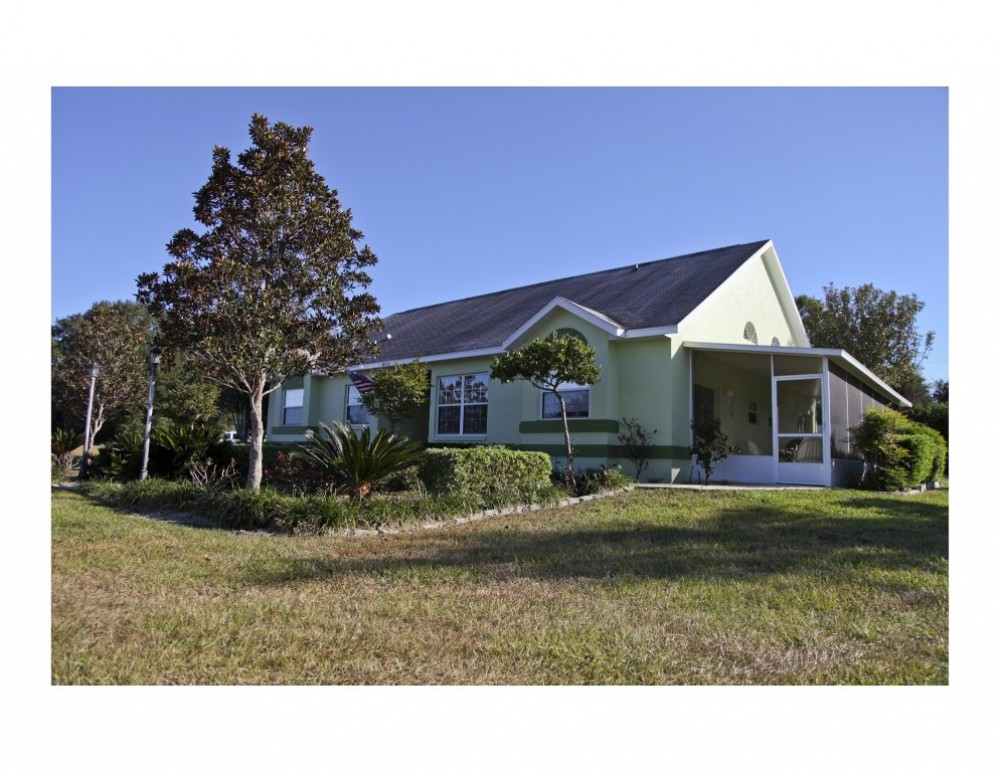 gainesville vacation rental with Guest House
