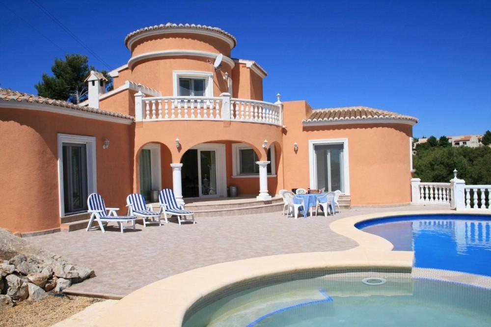 Javea vacation rental with