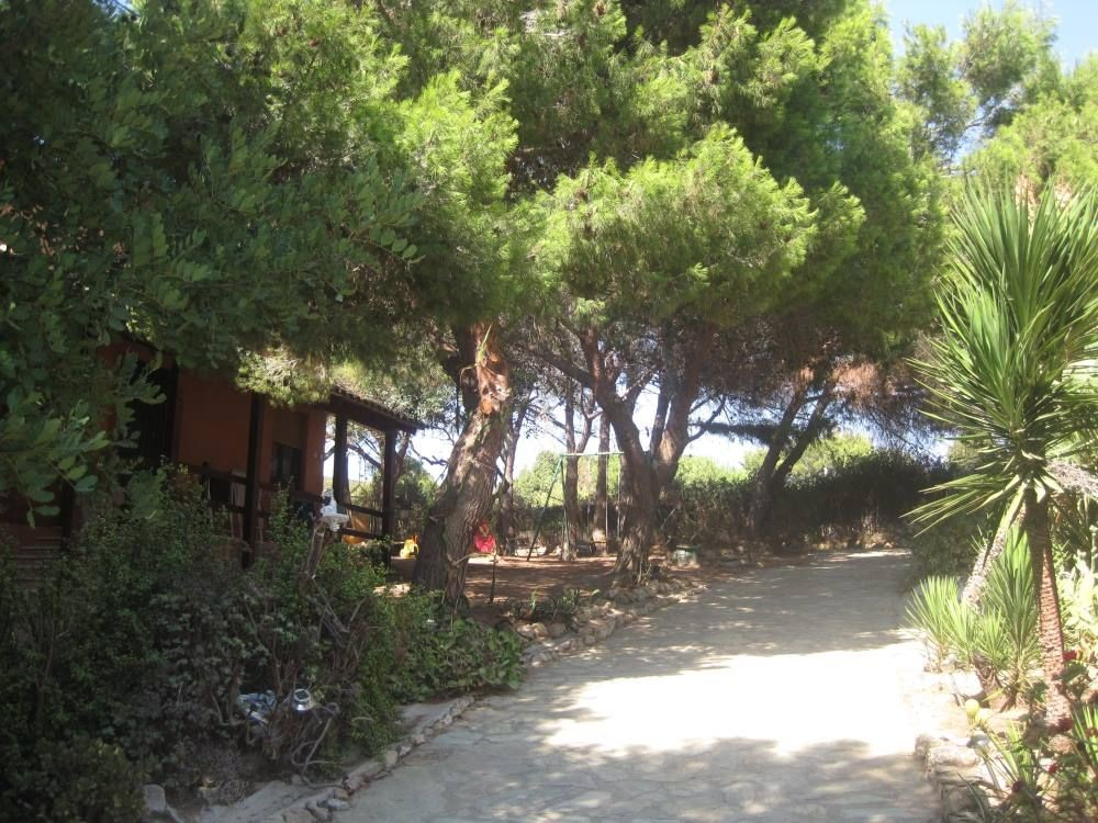 Carbonia-Iglesias vacation rental with pineta