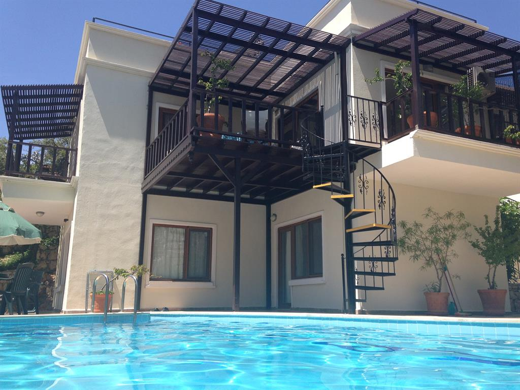 3 Bed Short Term Rental Villa Kalkan Town