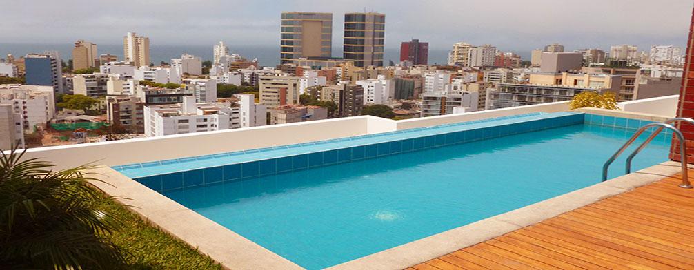 Temporal Suites Peru: Apartments in Miraflores