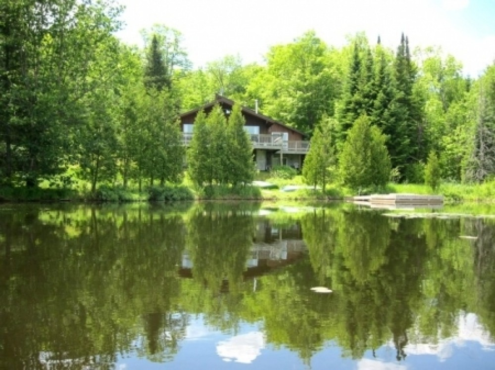 Laurentides vacation rental with