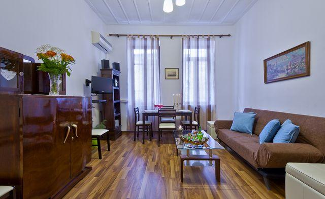 2 Bed Short Term Rental House Chania Area