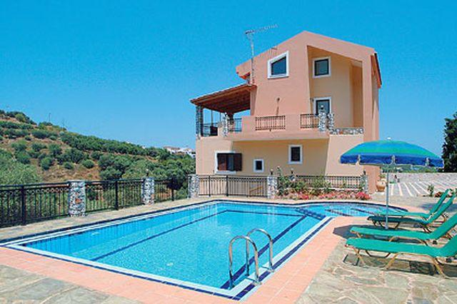 4 Bed Short Term Rental Villa Zante