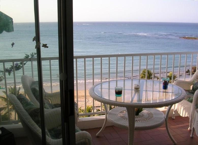 Isla Verde vacation rental with