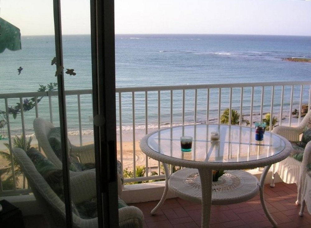 Isla Verde vacation rental with