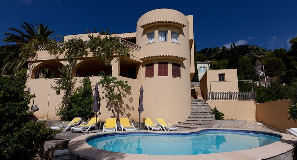 Canyamel vacation rental with