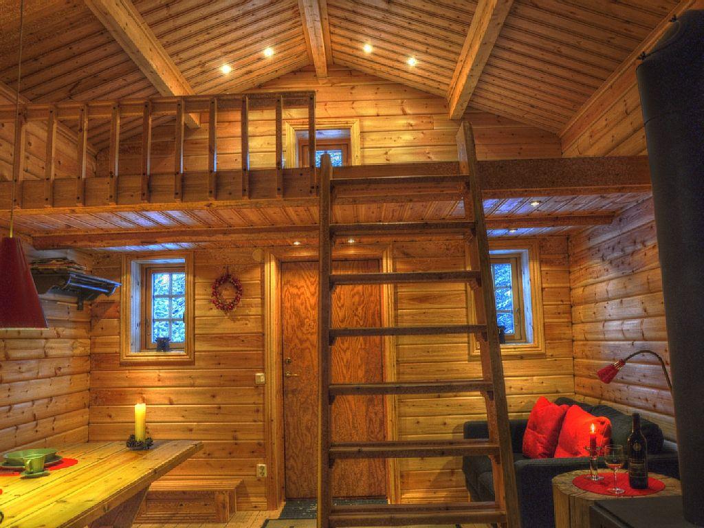 1 Bed Short Term Rental Cottage Arjeplog