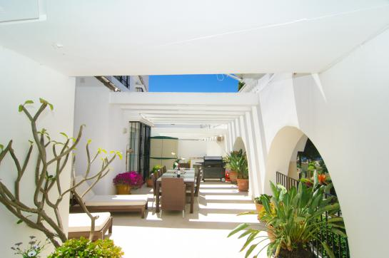 3 Bed Short Term Rental Apartment Marbella