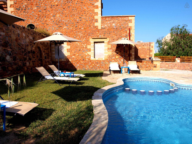 3 Bed Short Term Rental Villa Astratigos
