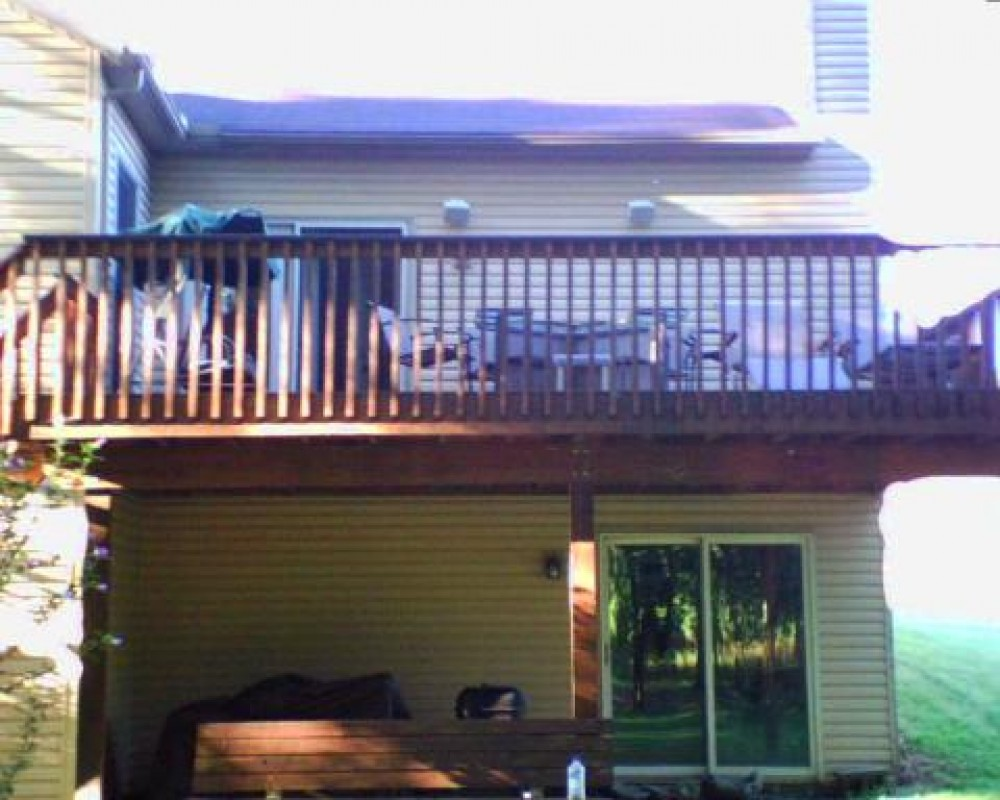 crystal beach vacation rental with