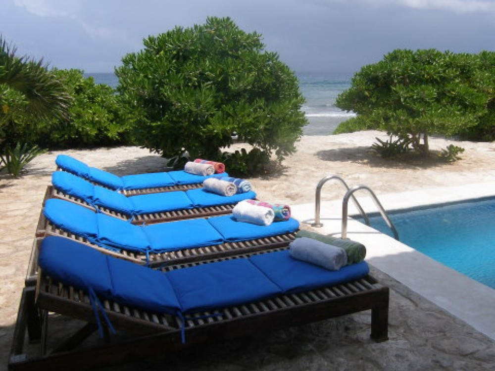 Tulum vacation rental with