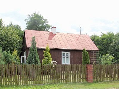 2 Bed Short Term Rental Cottage Nowa Wola