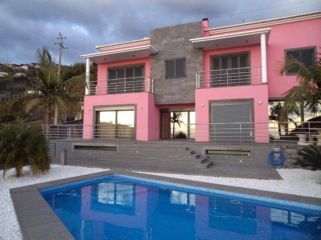 4 Bed Short Term Rental Villa Ribeira Brava