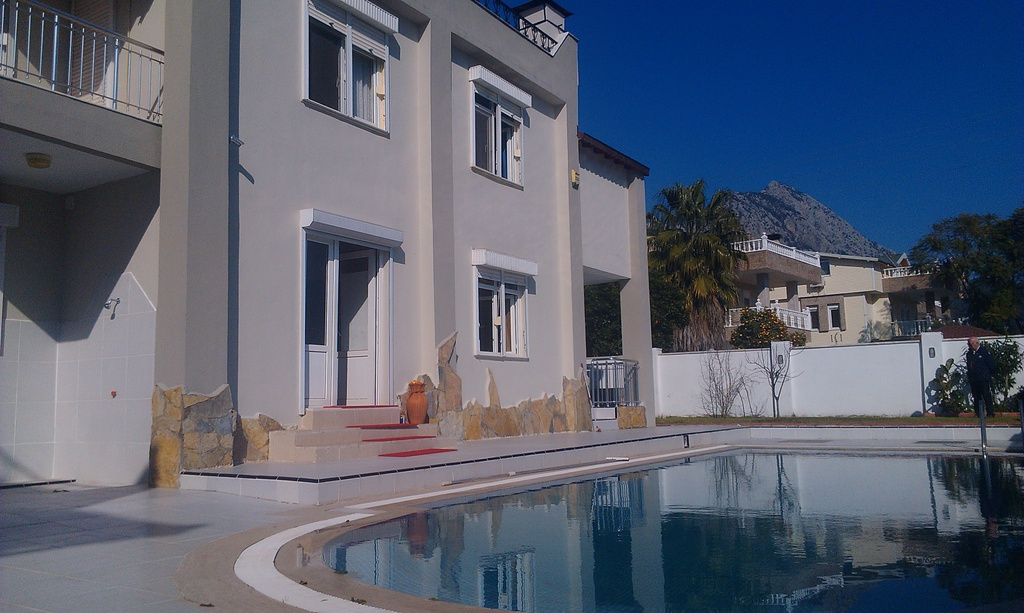 Goynuk: Superb villa with large private pool for large and small