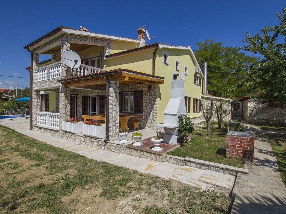 Rabac vacation rental with