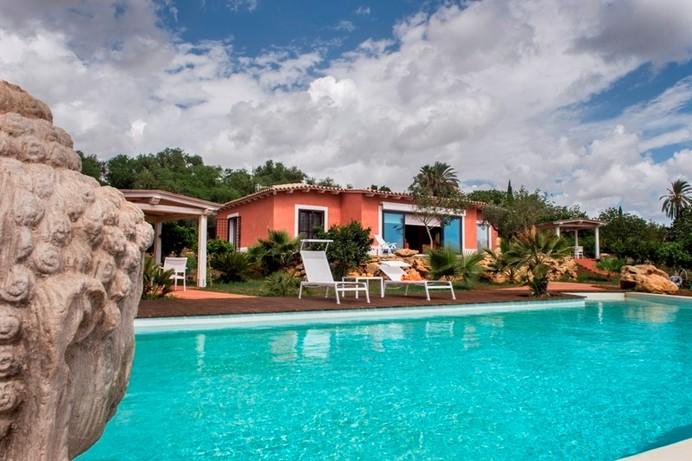 2 Bed Short Term Rental Villa Trapani