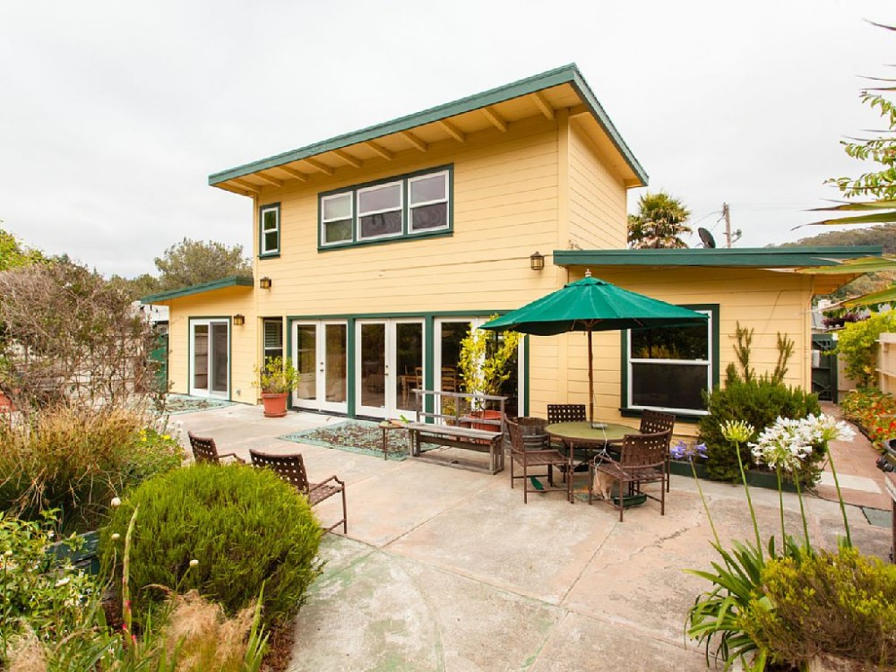 Mill Valley vacation rental with