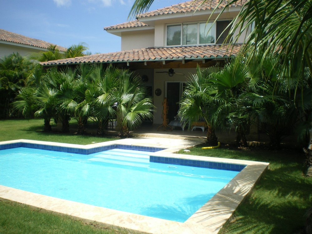 Punta Cana vacation rental with pool