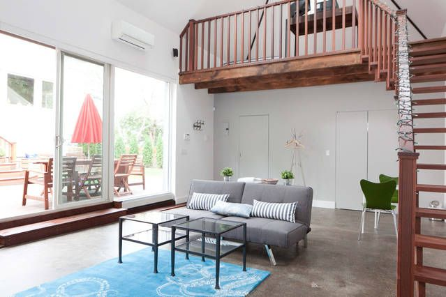 brooklyn new york vacation rental artist designed brooklyn loft