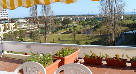 2 Bed Short Term Rental Apartment Soltroia