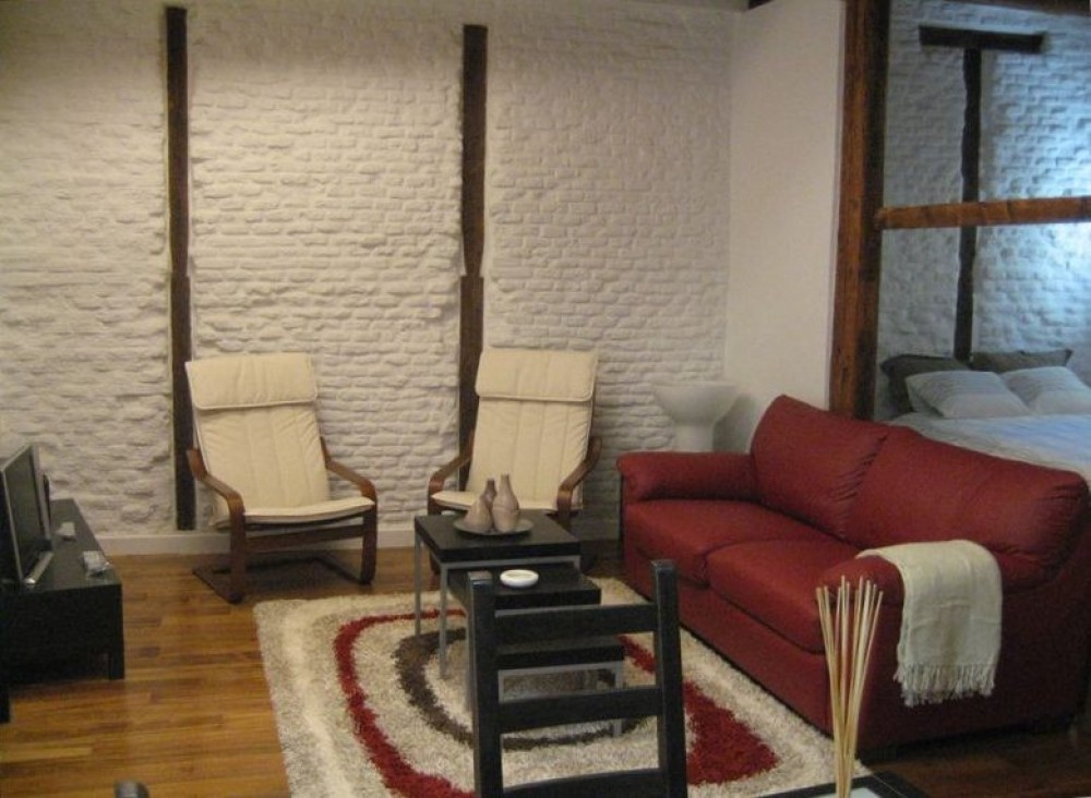 Madrid City vacation rental with Living Room Area
