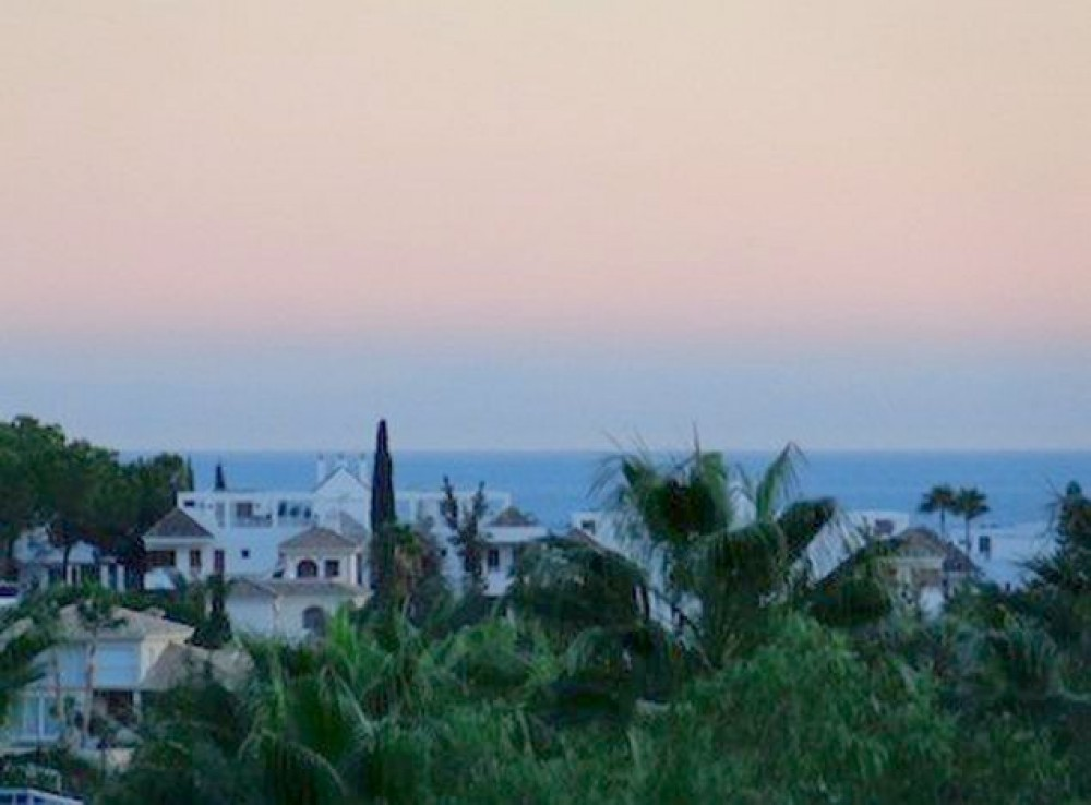 Marbella vacation rental with Seaview