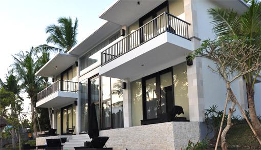 Villa Rumah Sungai