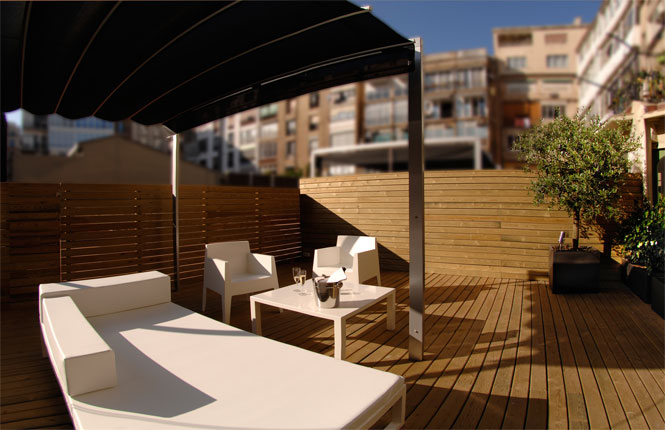 3 Bed Short Term Rental Apartment Barcelona City